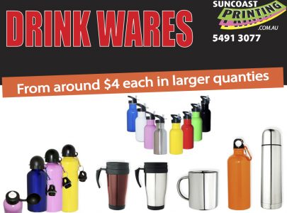 Drink Wares - Sunshine Coast