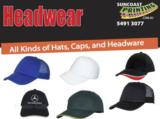 Hats - Suncoast Printing