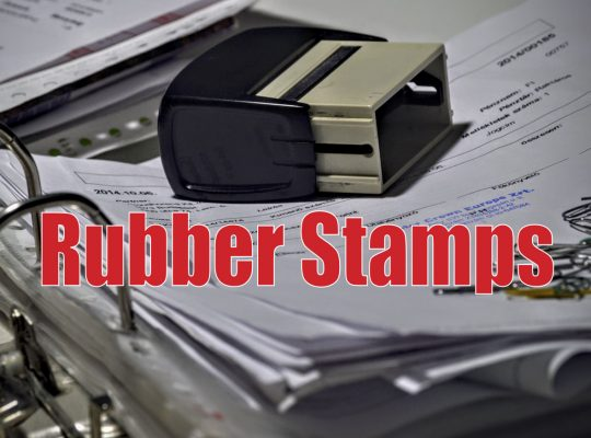 Rubber Stamps - Suncoast Printing