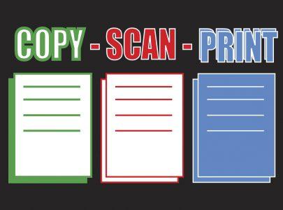 Copy Scan Print
