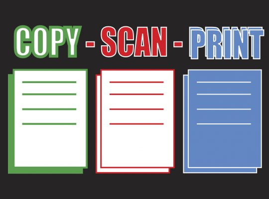 Copy Scan Print - Suncoast Printing